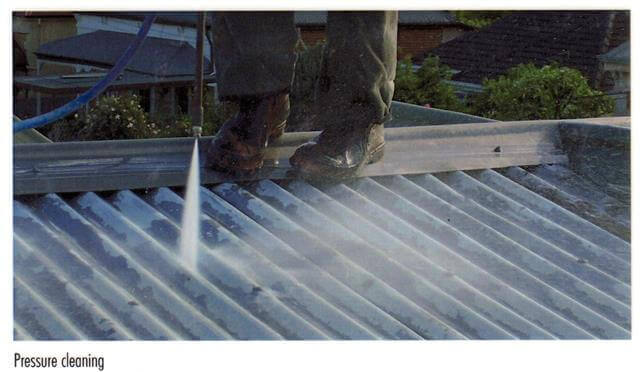 Roof Restorations Walker Home Improvements Newcastle S