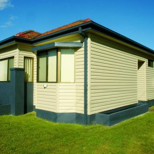 House Cladding – After